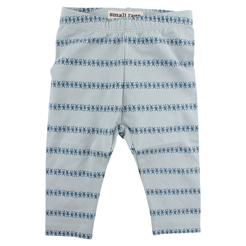 Small rags, Gavi leggings, Cloud blue