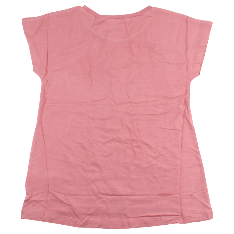 Small rags, Gerda t-shirt, Dusty rose