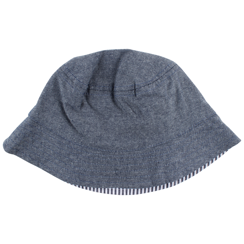Nordic Label, Nordic Reversible Hat-SPF 50, Denim