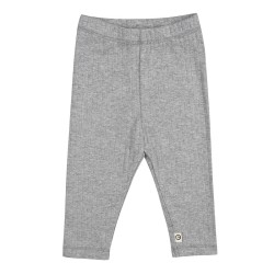 Müsli, Cozy leggings baby, Pale Greymarl