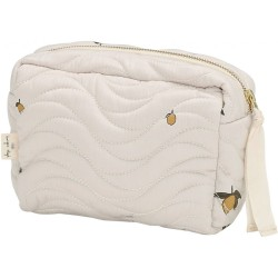Konges sløjd, Cita mummy makeup bag small, Lemon