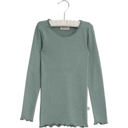 Wheat, Rib lace t-shirt, Stormy sea, STR 74