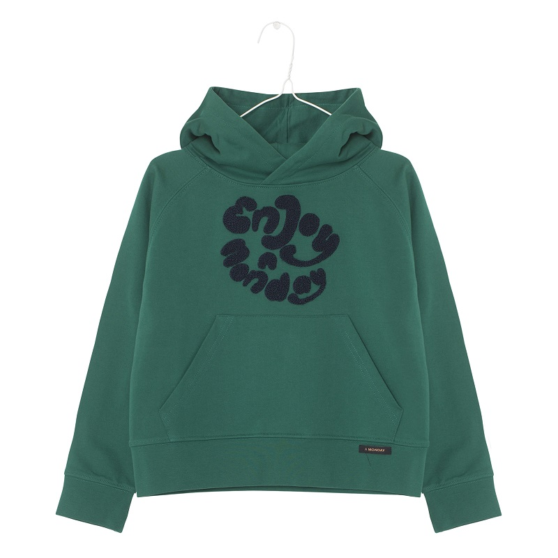 A Monday, Vic Hoodie, Ever green