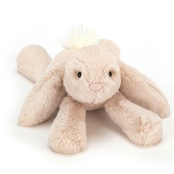 Jellycat, Smudge kanin, Creme