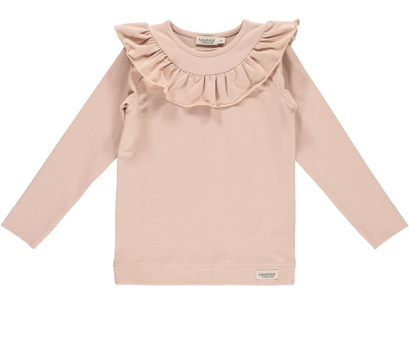 Marmar, Tessie bluse, Dusty rose, STR 86/18M