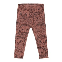 Soft Gallery, Owl leggings, Burlwood