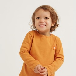 Woodwood, Kim kids bluse, Orange