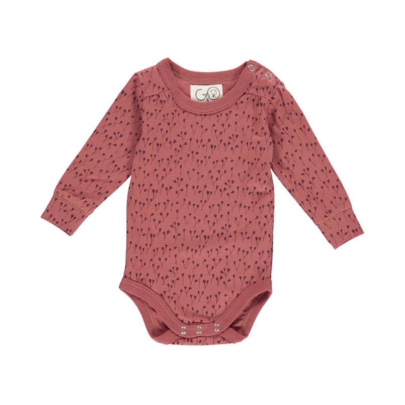 GRO, Ire wrinkle body, Rose