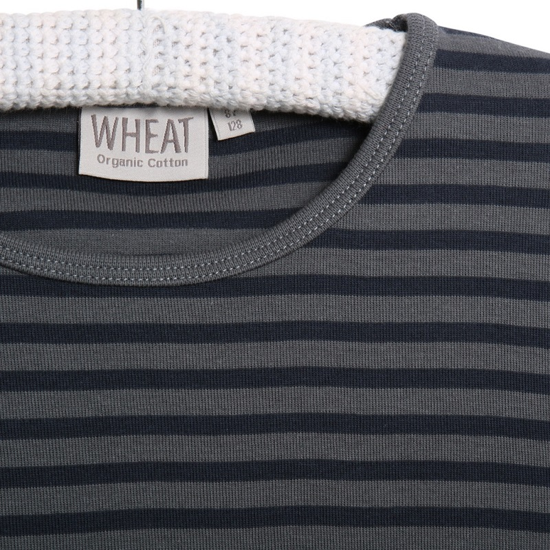 Wheat, Stribet t-shirt, Turbulence