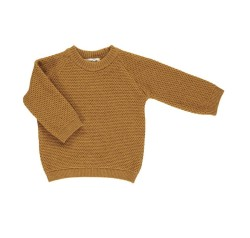 Gro, Eric sweater, Ochre