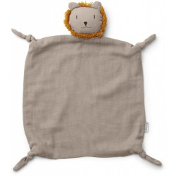 Liewood, Agnete cuddle cloth, Lion stone beige