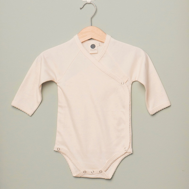 Caico Cotton body m. blonde kant