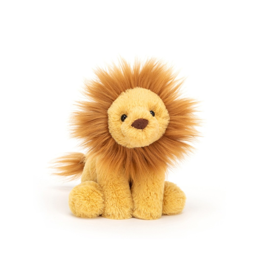 Jellycat, Tiny smudge lion