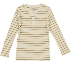 Marmar, Trevor t-shirt, Pumpkin pie stripe