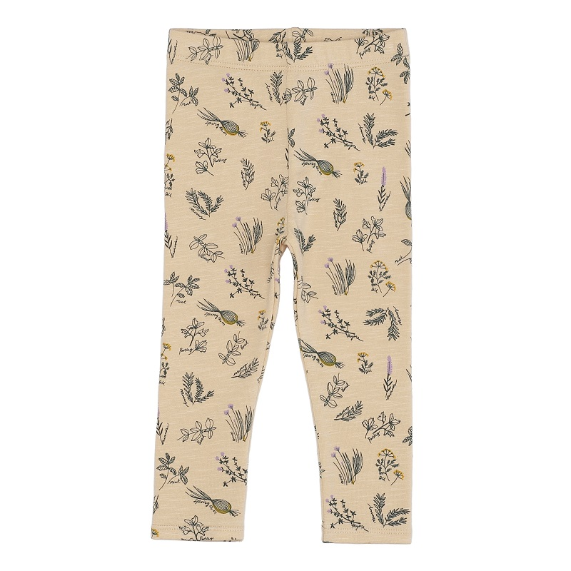Soft gallery, Baby Paula leggings, Winter wheat