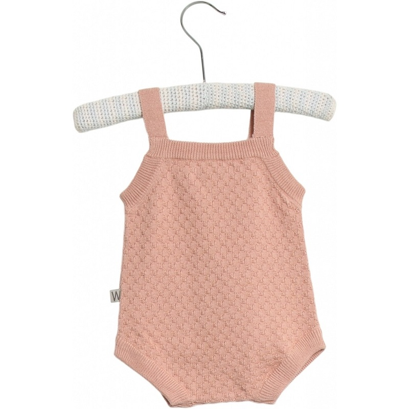 Wheat, Vilde romper, Misty rose