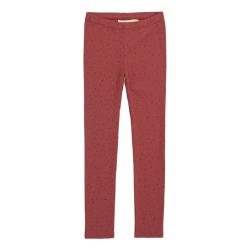 Soft Gallery, Paula baby leggings, Barn red