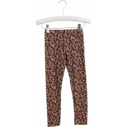 Wheat, Leggings, Midtnight blue flowers