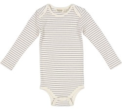 Marmar, Ben rib body, Blue stripe