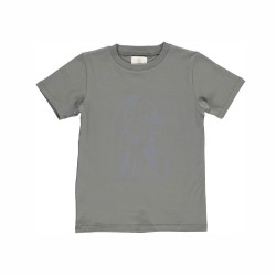 GRO, Norr t-shirt, Grey green