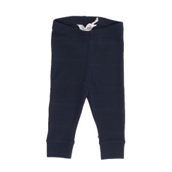 Woolly leggings, Navy