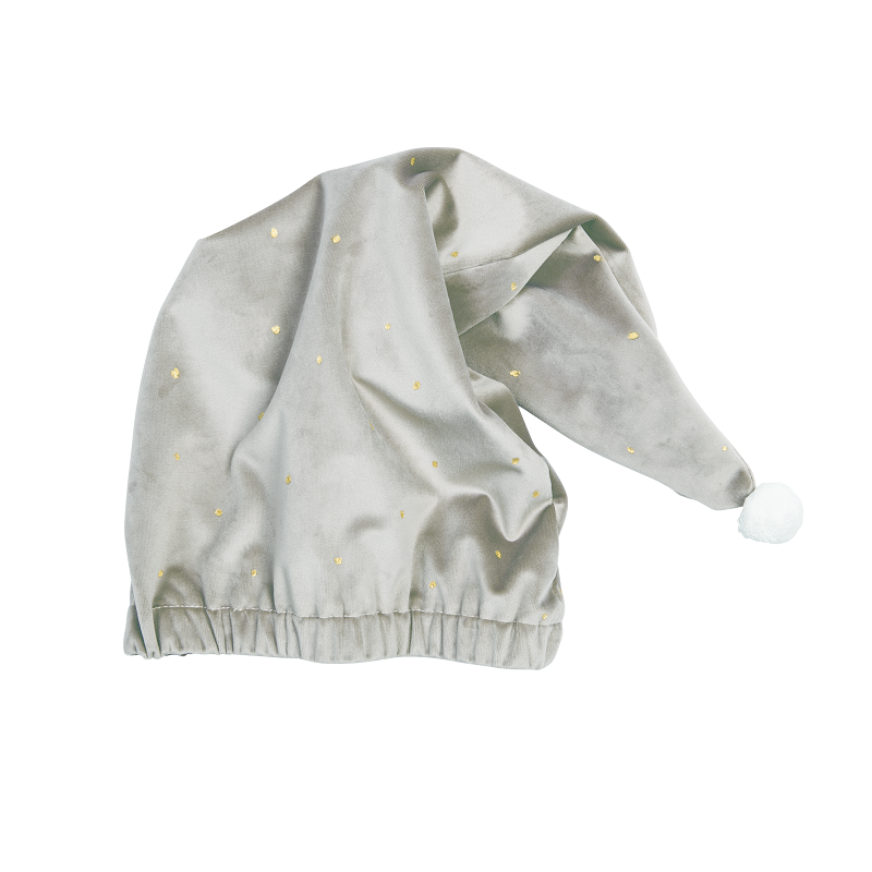 Dreamy Nisse Hat, Light Grey